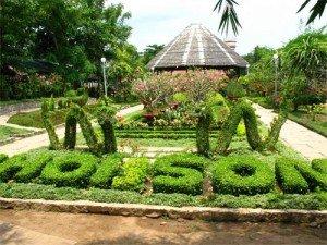 L'îlot Thoi Son