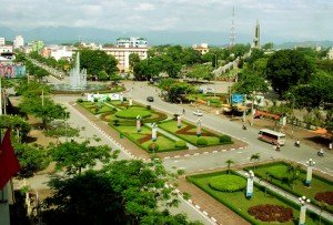 La province Thai Nguyen