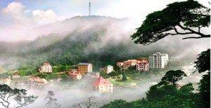 Tam Dao Vinh Phuc, station d'altitude par excellence