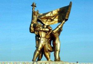 Le monument de la victoire de Dien Bien Phu