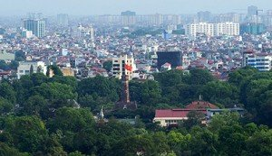 Capitale Hanoi
