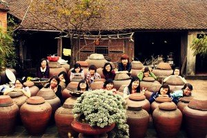 village Duong Lâm Hanoi