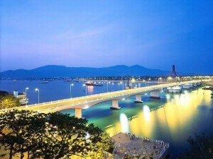 Le pont Song Han Quang Nam