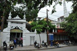 Le mosquee de Hanoi