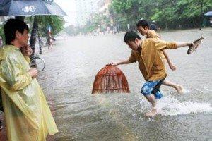 La peche sur la rue de Hanoi