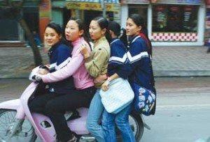 Moto vietnamienne