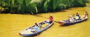 Visite Delta du mekong