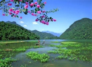 Lac Ba Be Bac Kan