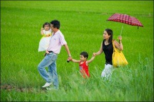 Voyage en famille au Vietnam