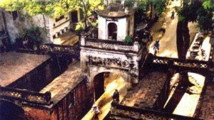 l'ancien ville hanoi
