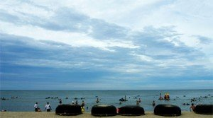 Plage Cua Lo Nghe An