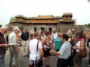 La cité impériale de Huê patrimoine culturel mondial
