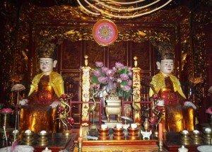Temple des soeurs Trung