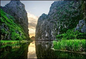 Grotte de Jade Bich Dong