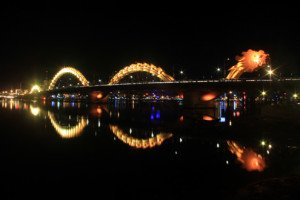 Pont du Dragon Da Nang