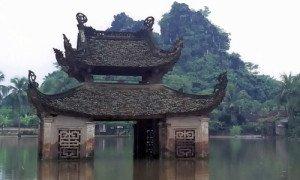 Temple des marionnettes sur l'eau