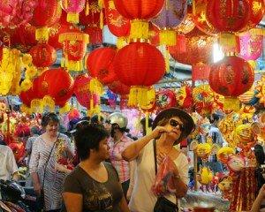 La fête de la mi-automne Vietnam
