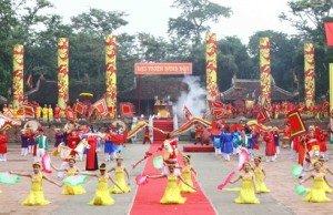 Les activités spéciales à la fête de Lam Kinh Thanh Hoa