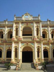 Palais de Hoàng A Tuong Bac Ha