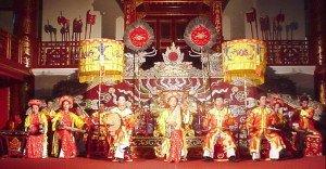 Nha Nhac Cung Dinh - musique royale Hue