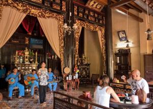 l'ancienne maison Caï Cuong