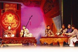 Le ca trù - chant des courtisanes