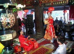 La tenue dans la croyance des Vietnamiens