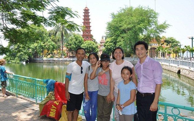 Circuits Hanoi et ses alentours