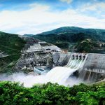 Visite la Centrale hydro électrique de Lai Châu
