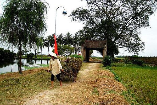Circuit à Hanoi et ses environs