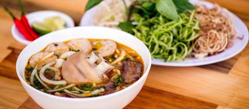 Bún Bò Huế - cuisine Centre Vietnam