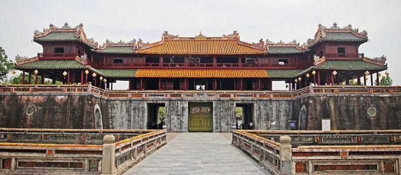Cité impériale Hue - Circuit à Hue