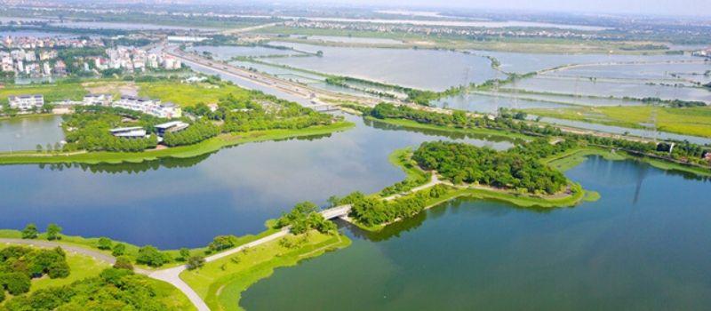 Parc naturel Yen So - Camping au Nord Vietnam