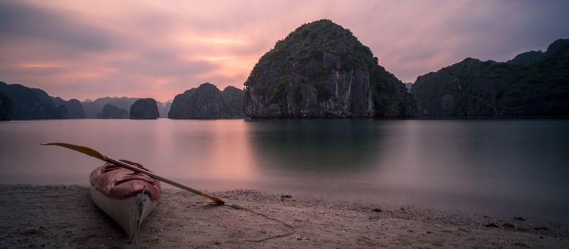 Baie d'Halong - Circuit au Vietnam
