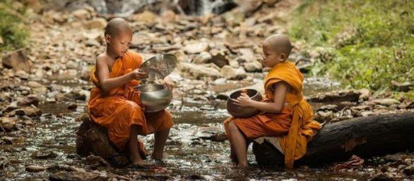 Agence de voyage cambodgienne à Siem Reap