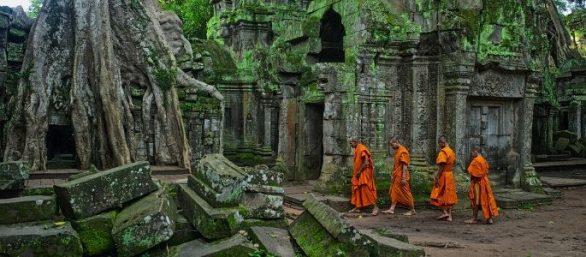 Aventure authentique voyage hors des sentiers battus au Cambodge