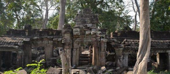 Banteay Chhmar Voyage hors des sentiers battus au Cambodge