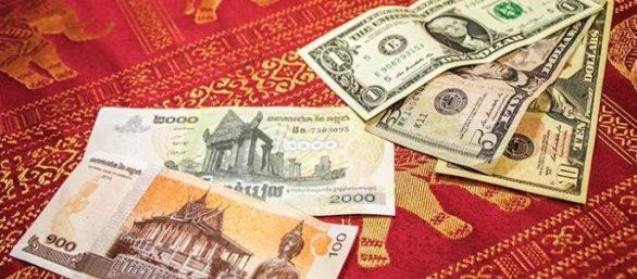 Monnaie et pourboire au Cambodge