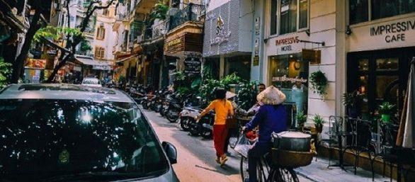 Vieux quartier Hanoi - Circuit au Vietnam en amoureux