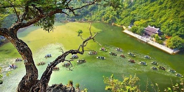 meilleur moment pour visiter Ninh Binh